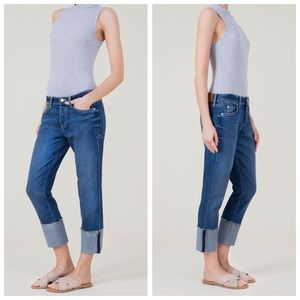 Level 99 Morgan Relaxed Straight Jeans